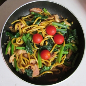 lunchtime stir fry