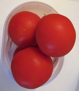 the $1.99 tomatoes