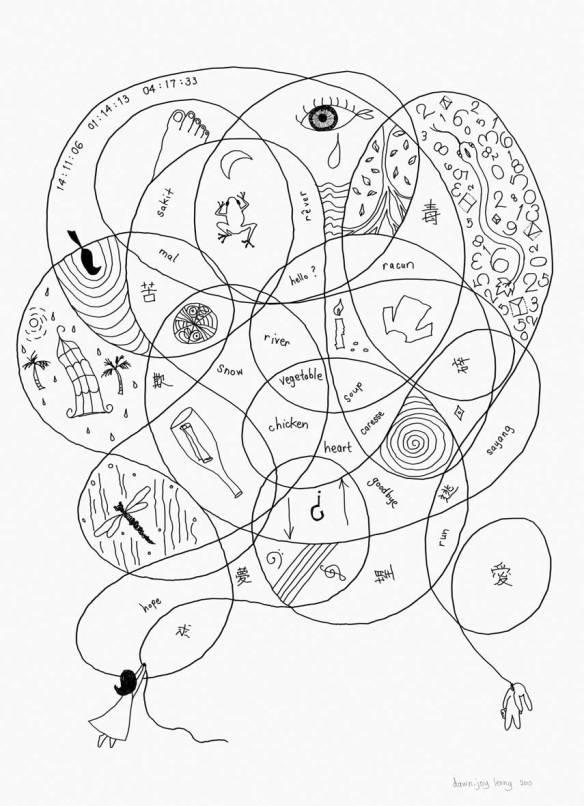ARTWORKprincess&kite