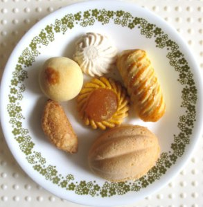 South East Asian Chinese Pastries
