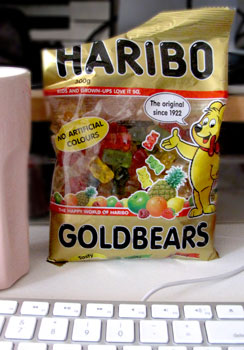 Gummy Bears from helpful shopper Rick!