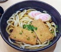 Kitsune Udon at Ichiban Sushi