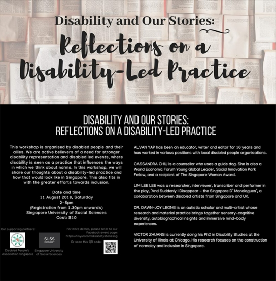 Disability Led Practices 2018 copy
