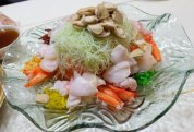 Variation on Yu Sheng.