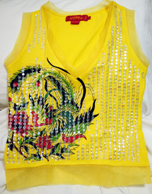 100T9815-yellow-top
