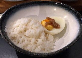 Nasi Lemak - rice cooked in coconut juice