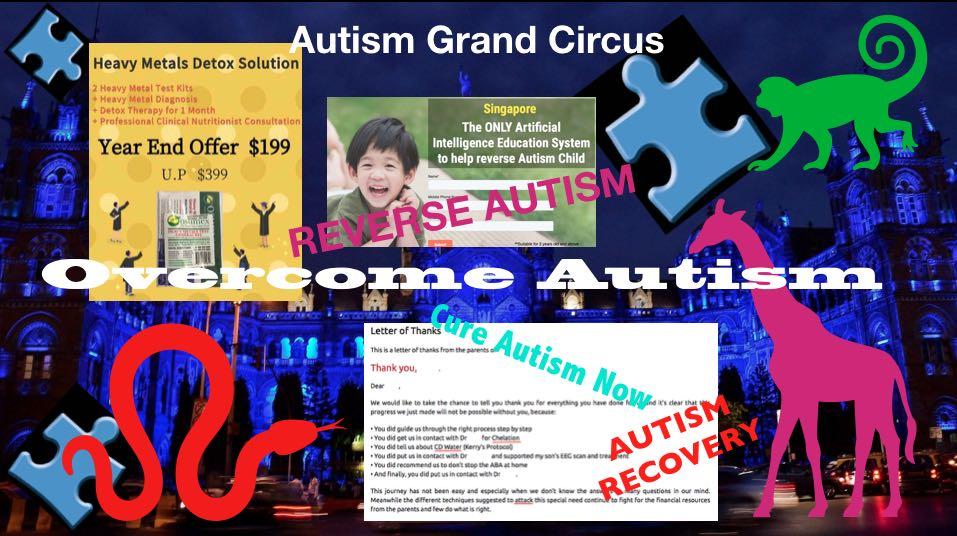 Autism Grand Circus
