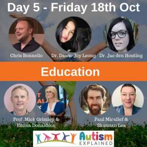Day 5 - Friday 18th Oct