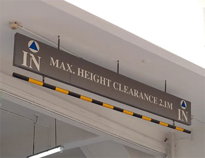 Height-Clearance
